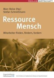 Erfolgsfaktor Mensch - Institut für Mittelstandsforschung Bonn