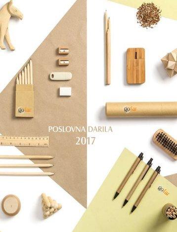 Novoletni katalog Gofar 2017