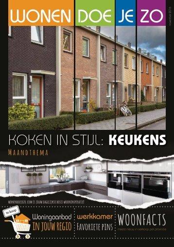 WonenDoeJeZo Noord-West Nederland, #november 2016