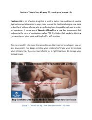 Buy Cenforce 200 mg Generic Sildenafil Tablets Online