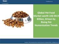 Pet Food Market Trends | Industry Report 2016 - 2021