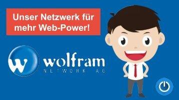 Unser Netzwerk für mehr Web-Power!