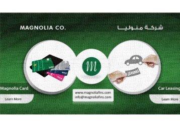 Magnolia Preferred shares - En version