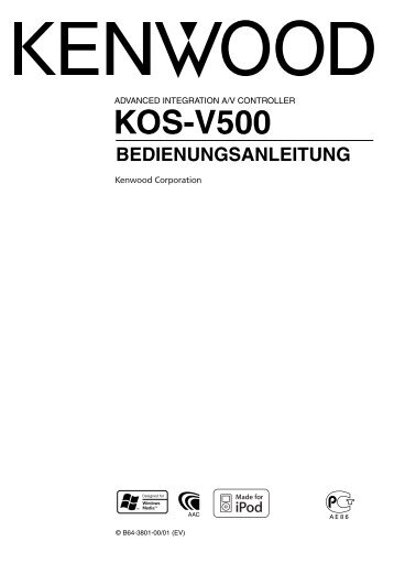kenwood kos v500 car electronics germanev 2007 3 25?quality=80 wiring diagram kenwood dnx 690hd kenwood radio diagram, kenwood Kenwood Model KDC Install Wiring at bayanpartner.co