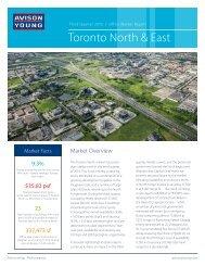 Toronto North & East