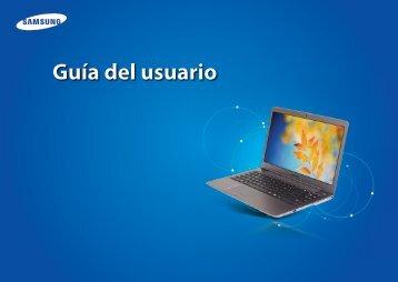 "Samsung Series 5 14"" Ultrabook - NP530U4C-A01US - User Manual (Windows 8) ver. 1.4 (SPANISH,18.36 MB)"