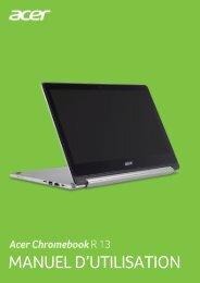 Acer CB5-312T - Manuel d'utilisation