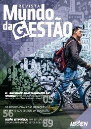 Revista Mundo da Gestão Ano3 Volume1 2013 final