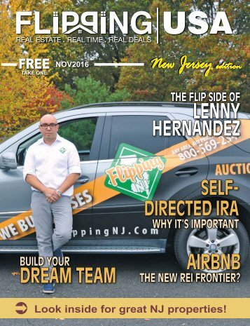 Flipping USA NOV 2016 New Jersey Edition