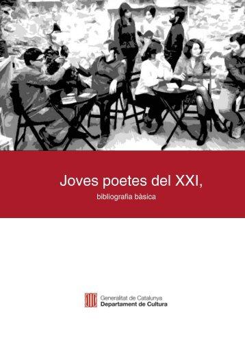 Joves poetes del XXI