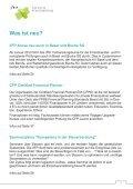 Dipl. Finanzberater IAF - IfFP - Seite 2