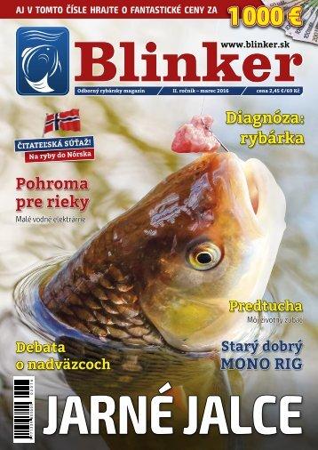 Magazín Blinker 3/2016