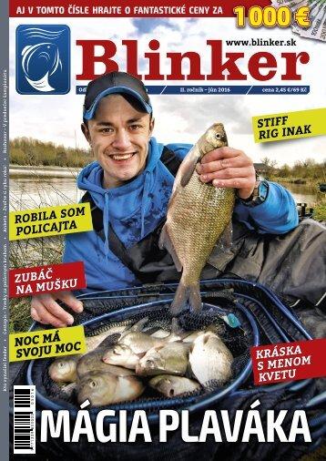 Magazín Blinker 6/2016