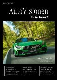 AutoVisionen - Das Herbrand Kundenmagazin Ausgabe 12