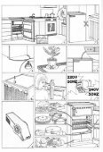 KitchenAid KEC 1532/0 WS - Refrigerator - KEC 1532/0 WS - Refrigerator PT (855061501000) Istruzioni per l'Uso - Page 6