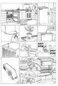 KitchenAid KEC 1532/0 WS - Refrigerator - KEC 1532/0 WS - Refrigerator SV (855061501000) Istruzioni per l'Uso - Page 5