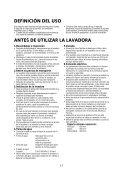KitchenAid PURE 1400/7 D - Washing machine - PURE 1400/7 D - Washing machine ES (859200312000) Istruzioni per l'Uso - Page 2