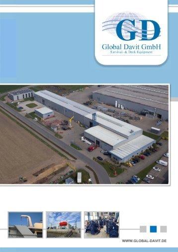 Global Davit Catalogue 2016