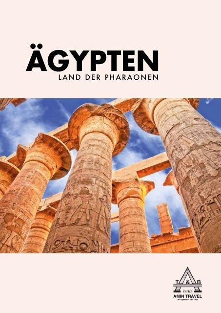 Ägypten-Katalog 2016 - 2018