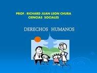 1 DERECHOS HUMANOS PROF. R_LEON_CH
