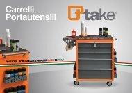 Carrelli Portautensili Ttake