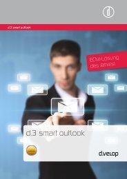 d.3 smart outlook - d.velop AG