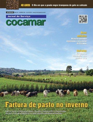 Jornal Cocamar Julho 2015