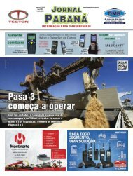 Jornal Paraná Janeiro 201