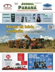 Jornal Paraná Fevereiro 2015