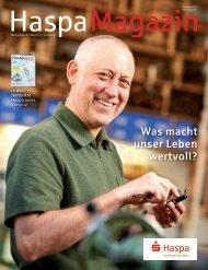 Haspa Magazin 04/16