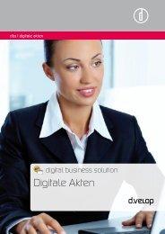 Digitale Akten - d.velop AG