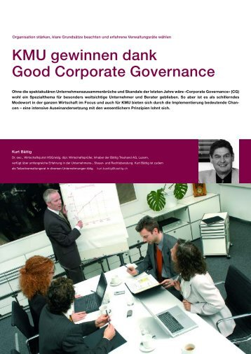 good corporate governance in bni Been a renewed emphasis on corporate governance corporate governance covers a we see that corporate governance includes the stringent definition of good.