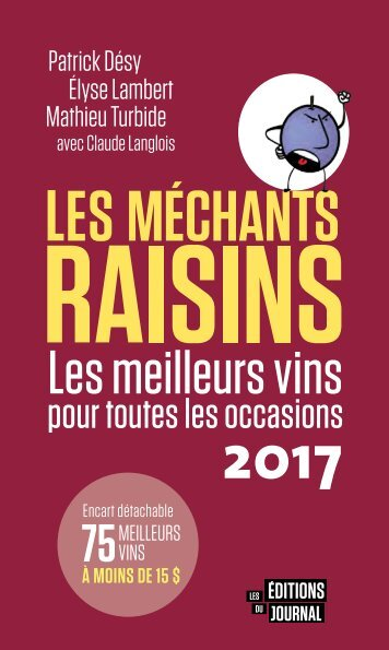 FLIPBOOK_Méchants raisins 2017