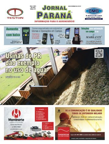 Jornal Paraná Maio 2015