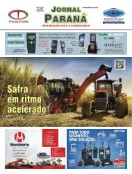 Jornal Paraná Abril 2015