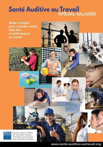 Santé Auditive au Travail