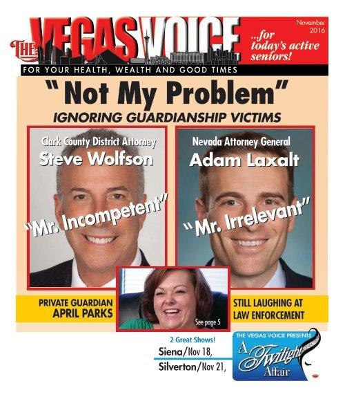 Vegas Voice November 2016
