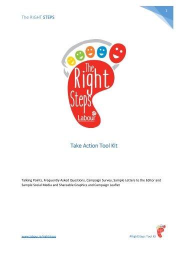 Take Action Tool Kit