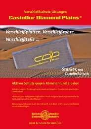 CDP Brochure - MESSER Eutectic Castolin Switzerland SA