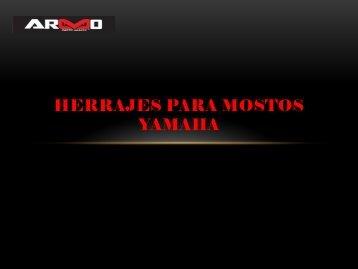 HERRAJES DE MOTOS ARMO