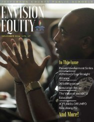 Envision Equity - November 16  Edition