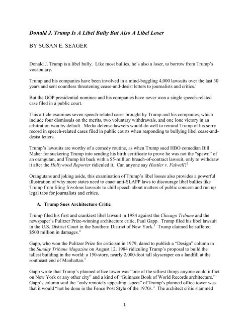 Libel Cease And Desist Letter from img.yumpu.com