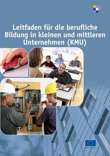 Berufliche Bildung in KMU - Europa