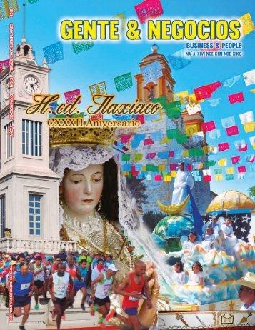 Revista Gente y Negocios Edicion Octubre