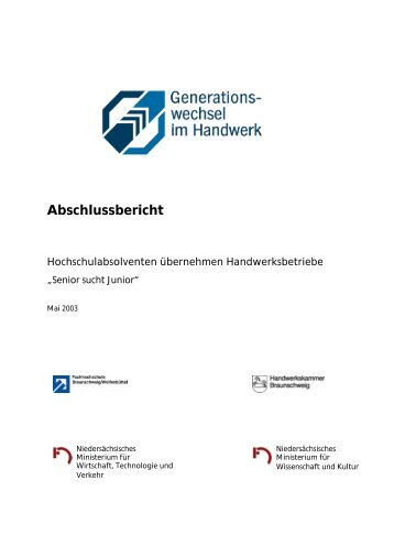 Abschlussbericht - gruendungszentrum-hwk-bs.de