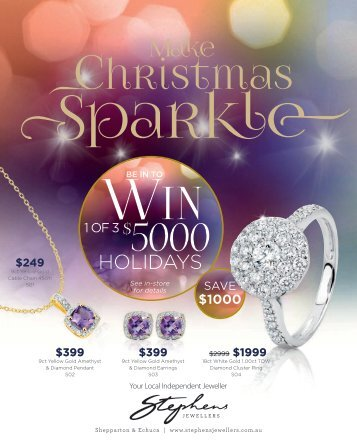 Stephens Jewellers - Christmas 2016