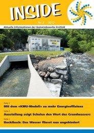 Mit dem «KMU-Modell» zu mehr Energieeffizienz Ausstellung zeigt ...