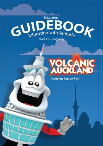 EDUCATORS' GUIDEBOOK