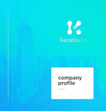Kesato&Co - Company Profile