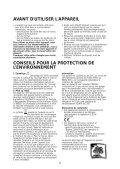 KitchenAid URI 1441/A+ - Refrigerator - URI 1441/A+ - Refrigerator FR (855043201000) Istruzioni per l'Uso - Page 2